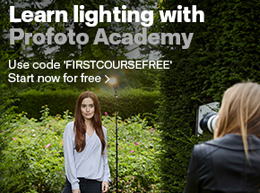 Learn lighting with Protofoto Academy
