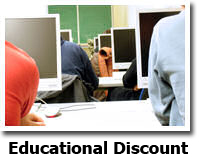 Educational Discount