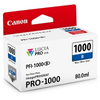 Canon PFI-1000 Blue Ink Tank
