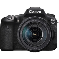 Canon EOS 90D EF-S 18-135mm IS Kit