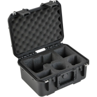 SKB iSeries 1309-6 DSLR Pro Camera Case I (Black)