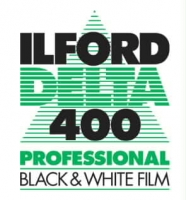Ilford Delta 400 Professional BW Film 135 (35mm) ISO 400 - 36
