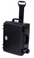 Seahorse SE-920F Wheeled Protective Case with Foam, Black