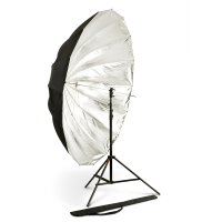 "Photoflex 72"" Silver Umbrella"