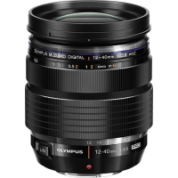 Olympus 12-40mm F2.8 M.Zuiko PRO Micro Four Thirds Lens (Black)