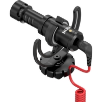RODE Microphones VideoMicro Compact On-Camera Microphone