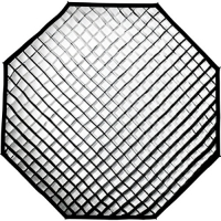 "Westcott 40-Degree Egg Crate Grid for 43"" Apollo Orb"
