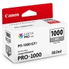 Canon PFI-1000 Gray Ink Tank