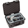 SKB iSeries 1309-6 Case with Think Tank-Designed Photo Dividers & Lid Foam (Black)