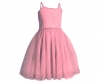Maileg Ballerina Dress, Size 6-8 Years (Old Rose)
