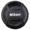 Nikon LC-72 Snap-On Front Lens Cap 72mm