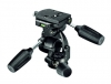 Manfrotto 808RC4  3-Way Standard Head with 410PI Quick Release Plate