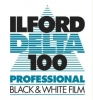 Ilford Delta 100 Professional BW Film 135 (35mm) ISO 100 - 36