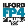 Ilford FP4 Plus BW Film 120 (6cm) ISO 125