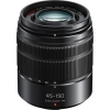 Panasonic Lumix G Vario 45-150mm F4-5.6 Aspherical Mega O.I.S. Lens (Matte Black)