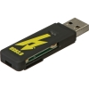 Hoodman Compact USB 3.0 SD and microSD Card Reader