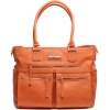 Kelly Moore Bag The Libby 2.0 Bag - Orange, Cambrio