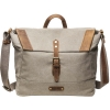 Kelly Moore Bag Pioneer Bag - Canvas and Leather, Sand