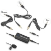 Saramonic LavMic Audio Mixer with Lavalier Microphone Kit