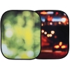 Lastolite Summer Foliage Collapsible Background - 4x5' City Lights
