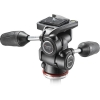 Manfrotto MH804 3-Way Pan/Tilt Head with 200LT-PL Quick Release Plate