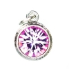 Beaucoup Designs Aimez Charm Silver Tourmaline (October)