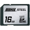 Hoodman RAW Steel Class 10 UHS-1 SDHC Memory Card - 16GB