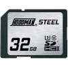 Hoodman RAW Steel Class 10 UHS-1 SDHC Memory Card - 32GB
