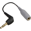 RODE Microphones SC3 3.5mm TRRS to TRS Adaptor