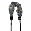 Capturing Couture Blooming Lace Scarf Camera Strap - Olive