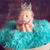 Daisy Baby Regal Crown