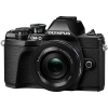 Olympus OM-D E-M10 Mark III (Black) with 14-42mm Lens