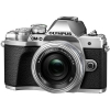 Olympus OM-D E-M10 Mark III (Silver) with 14-42mm Lens