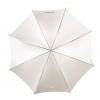 "Westcott 45"" Optical White Satin Umbrella"