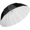 "Westcott 43"" Deep Umbrella - White Bounce"