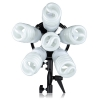 Westcott Spiderlite TD6 Light Head with Tilter Bracket